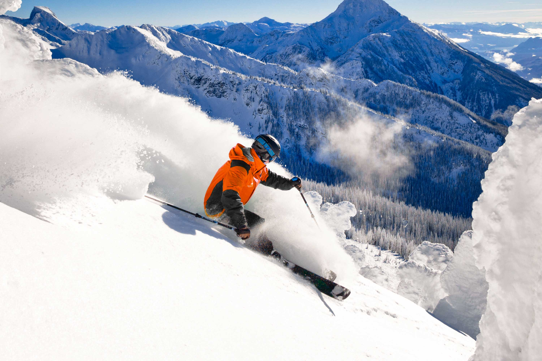 Revelstoke Ski Resort for a ski holiday