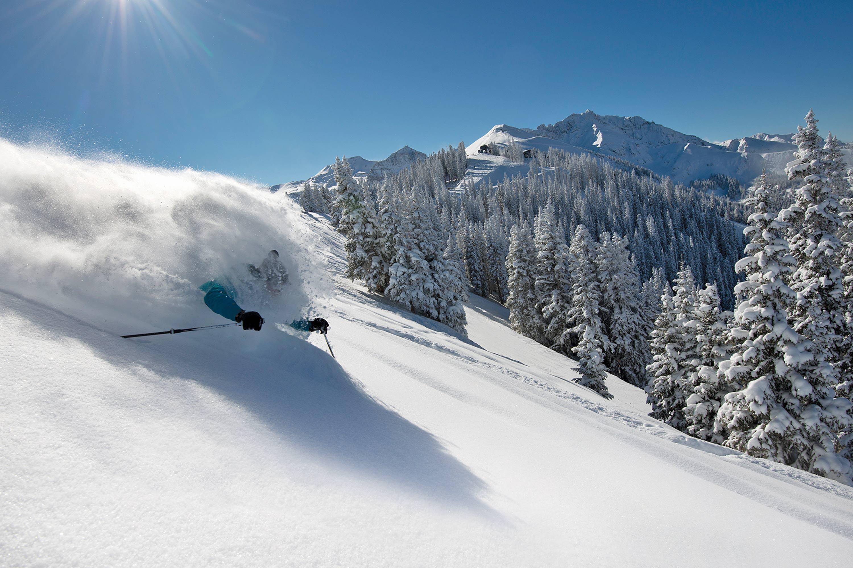 Ski Telluride and Crested Butte Colorado USA