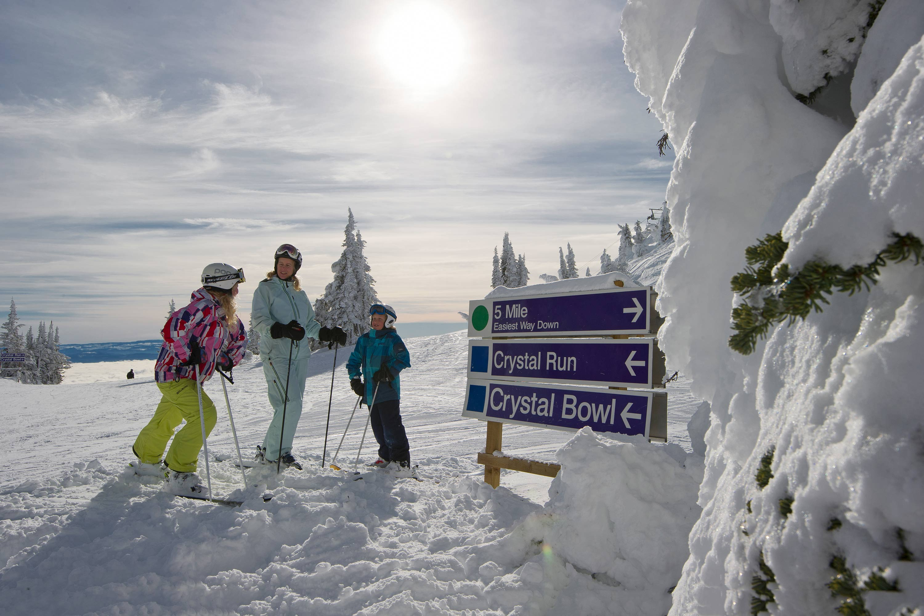 Ski Family Package at Sun Peaks Canada