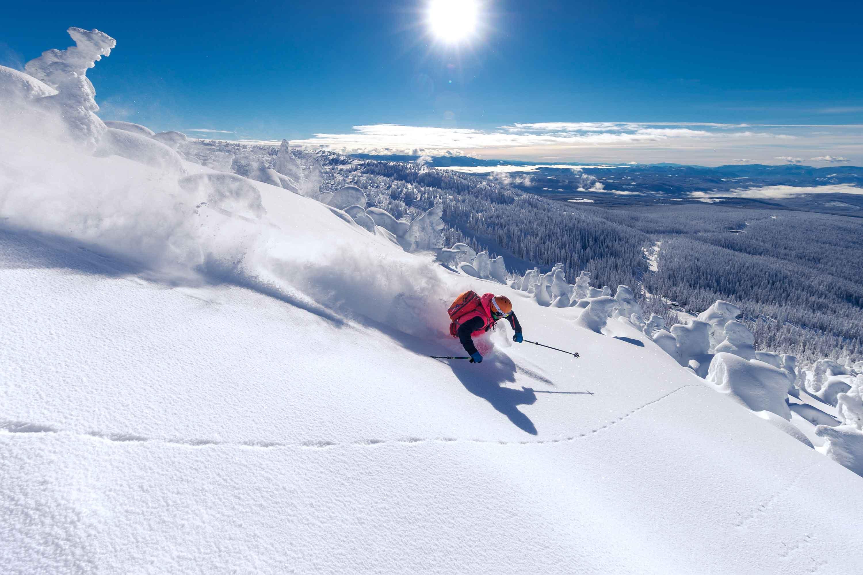 big white ski resort Canada ski holiday package