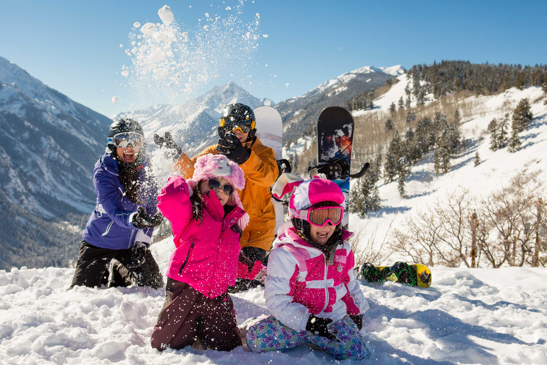 Ski Aspen Snowmass Family