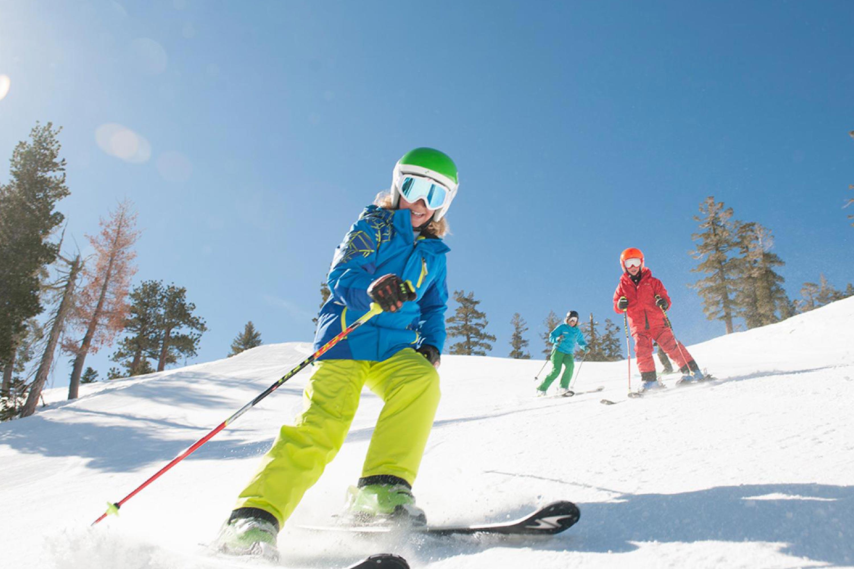 Family Ski holiday to Panorama