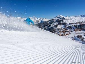 Ski La Plagne France Europe