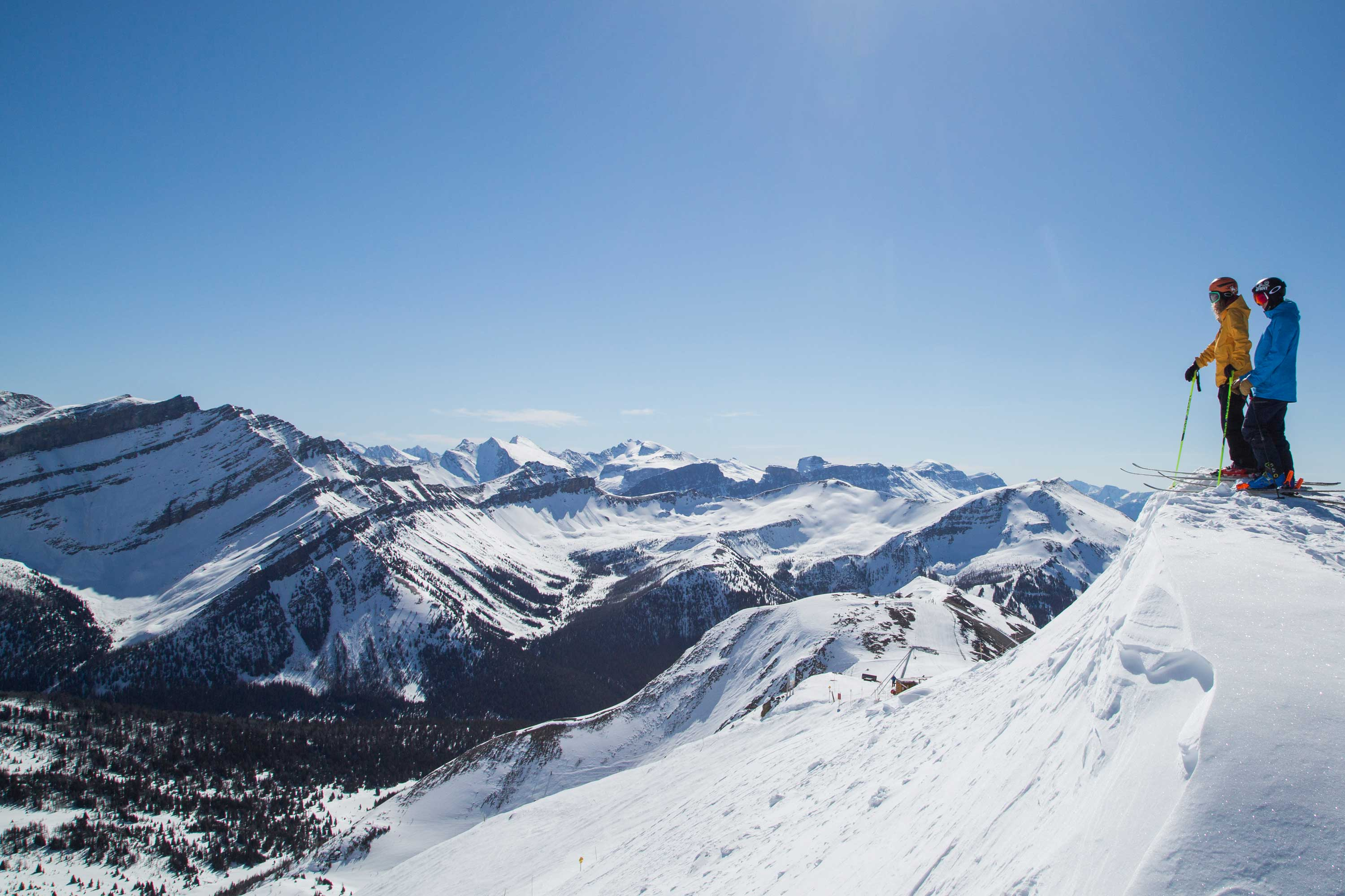 Ski Banff and Lake Louise Holiday Package