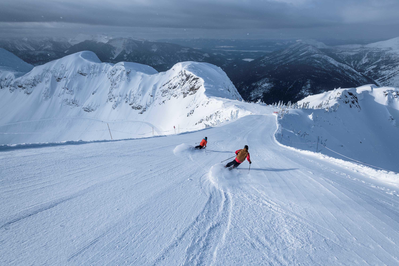 Fernie Ski Resort for a ski holiday