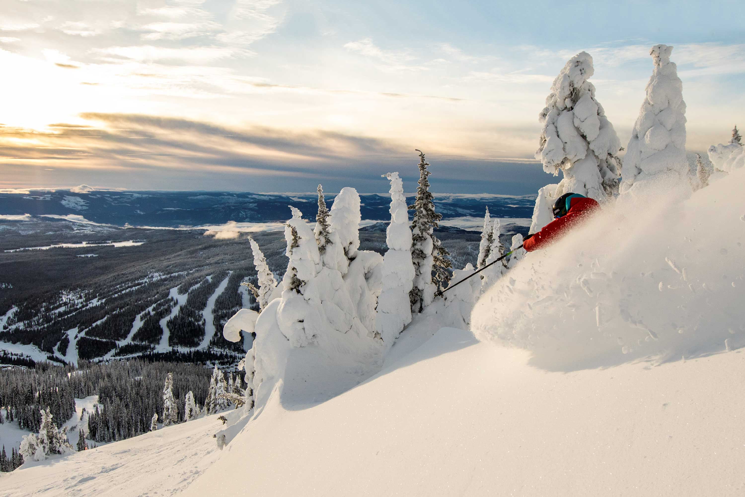 Ski Sun Peaks Canada Holiday Offer