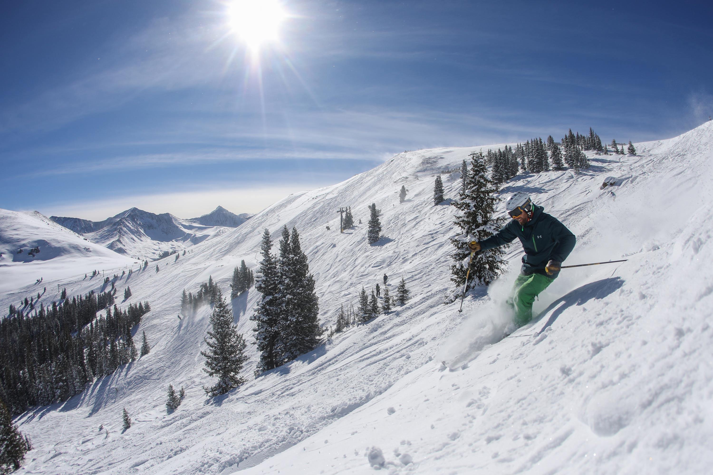 Copper Mountain Ski Holiday USA
