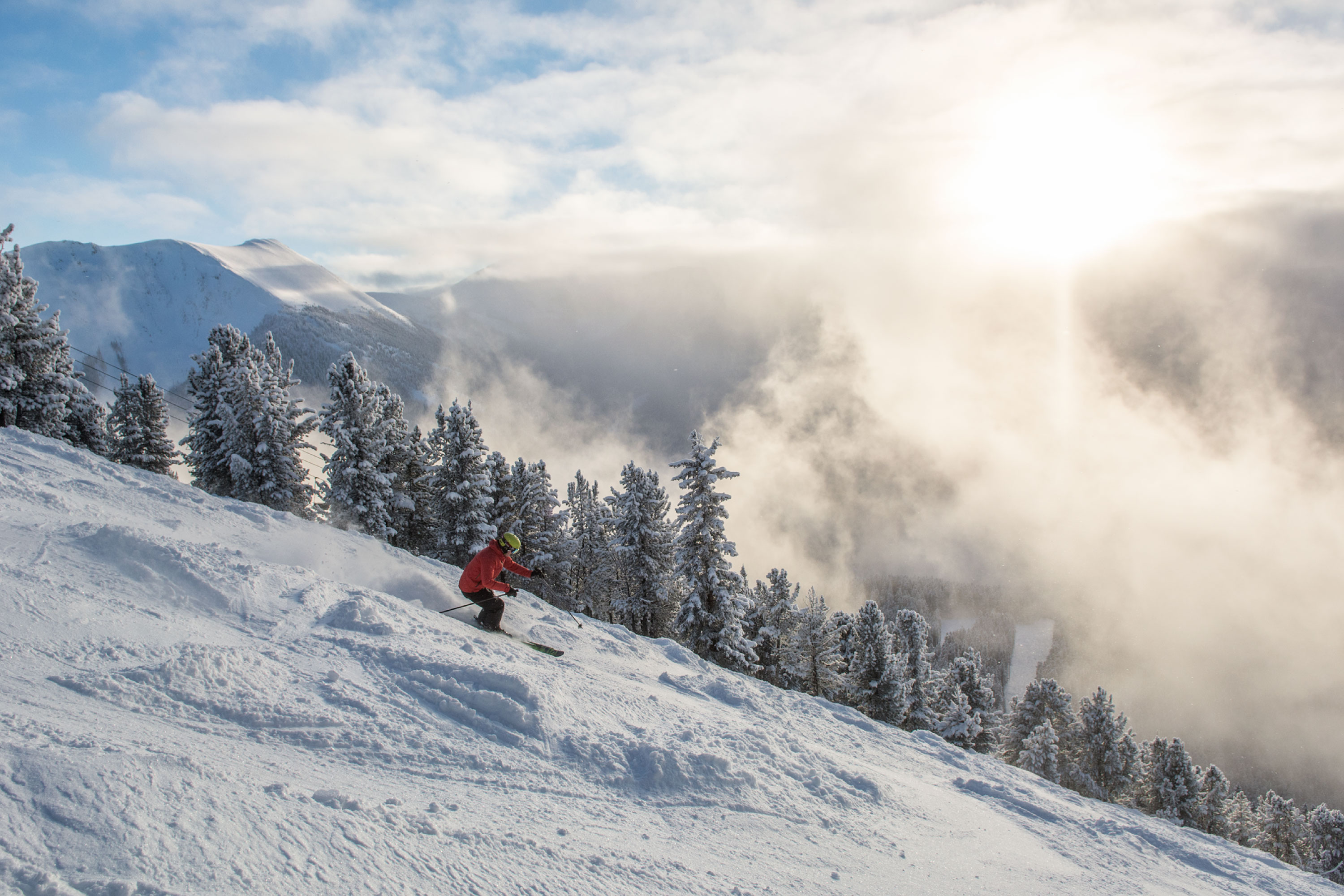 Ski Panorama holiday package Canada