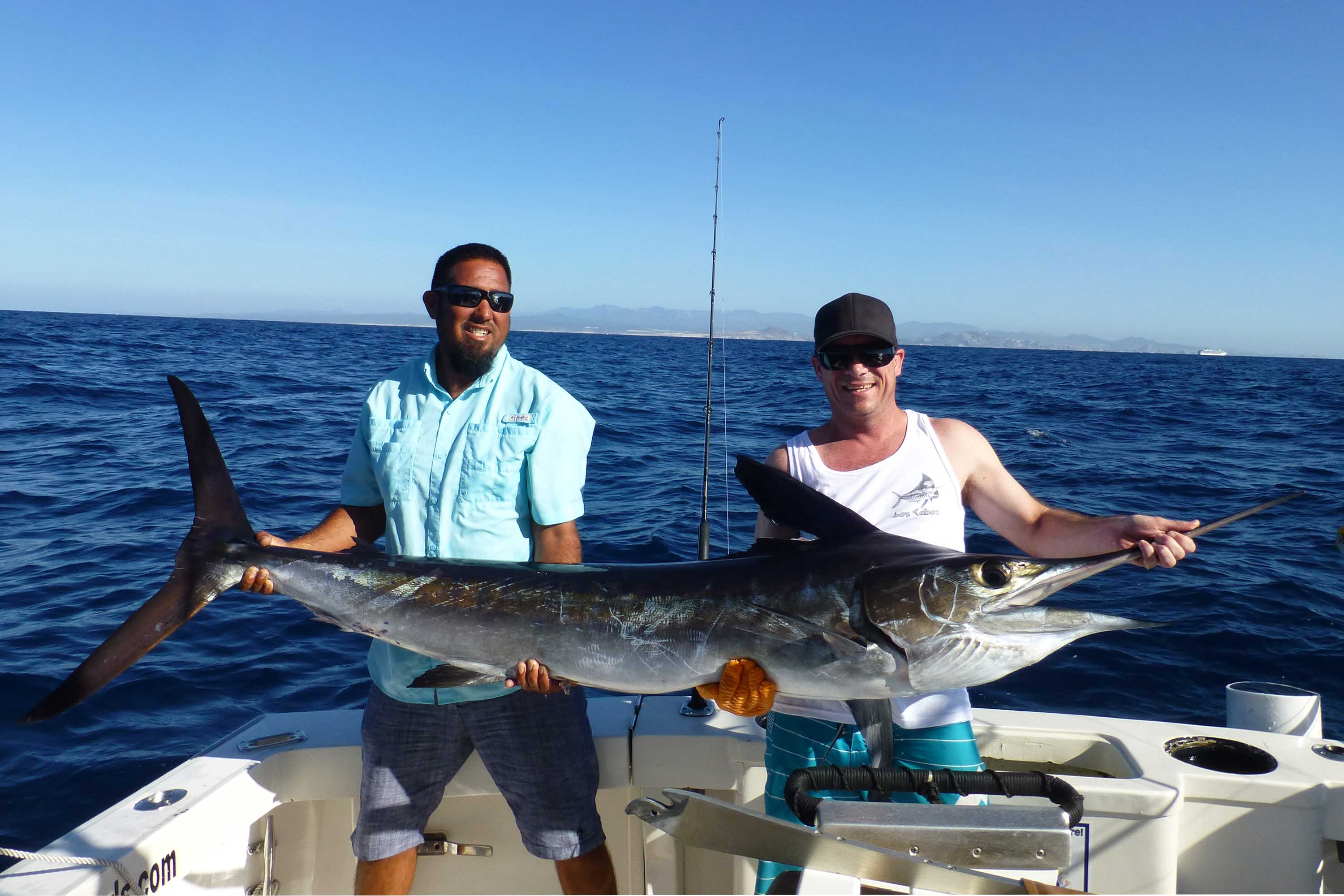 Fishing holiday for Marlin in Cabo San Lucas Mexico