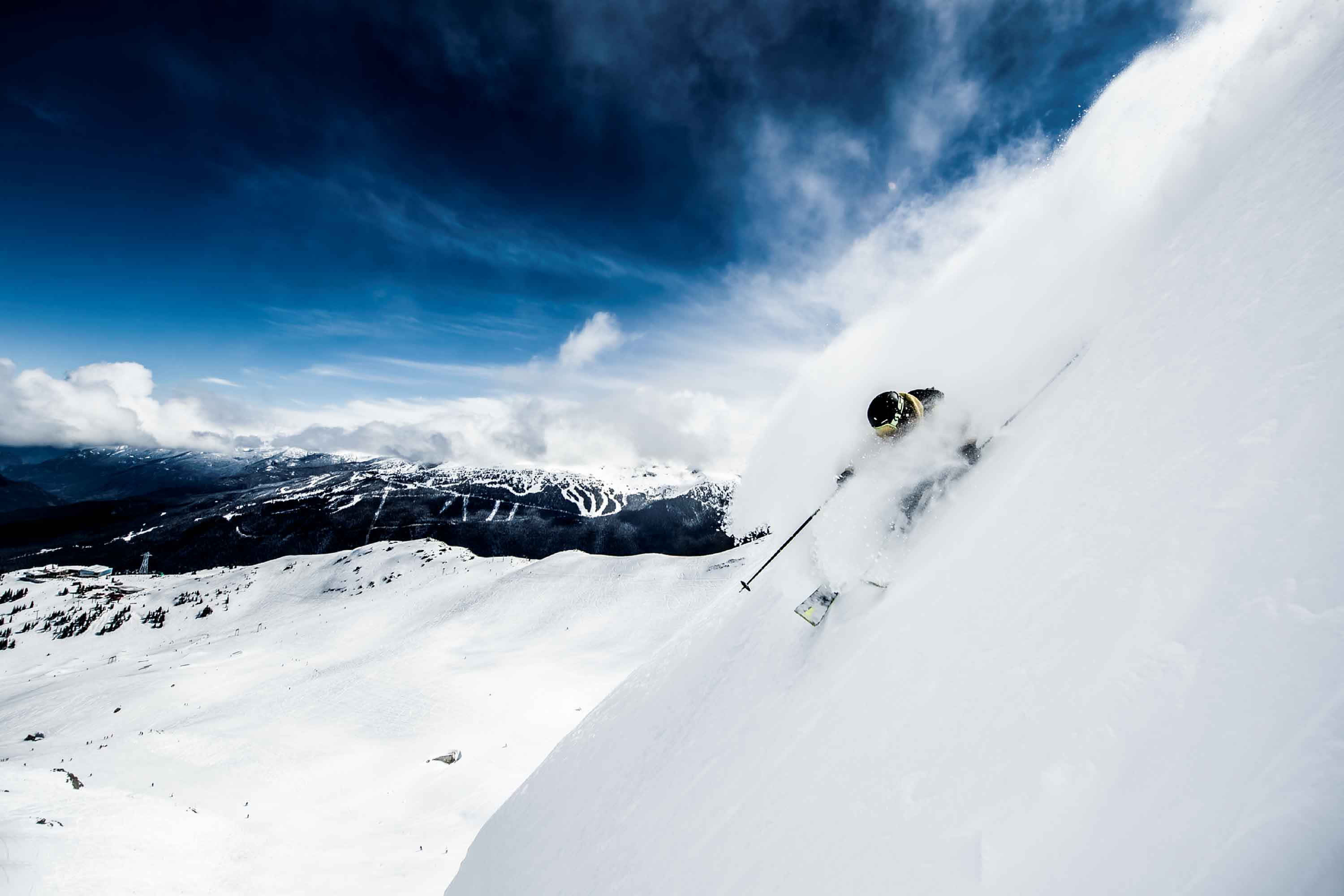 Whistler Blackcomb ski holiday package