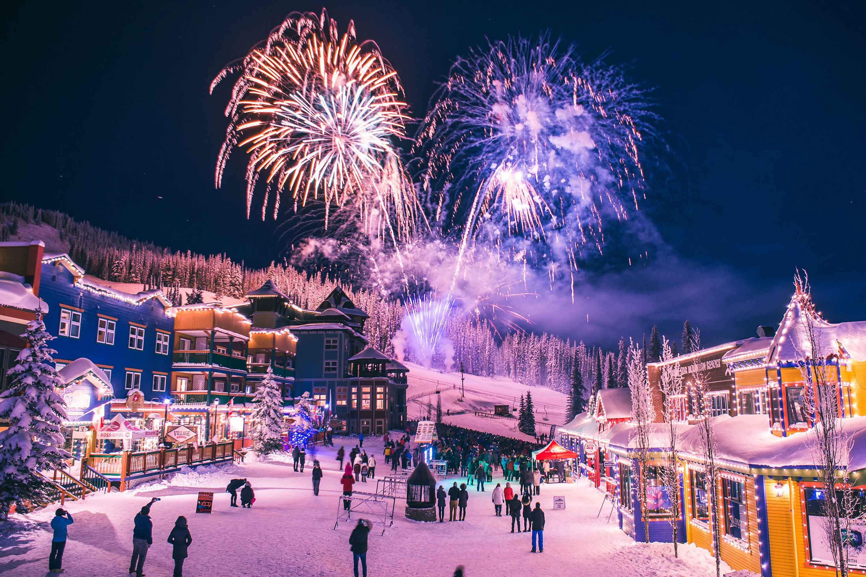 Ski SilverStar White Christmas