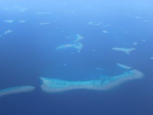 Aerial Views over New Caledonia