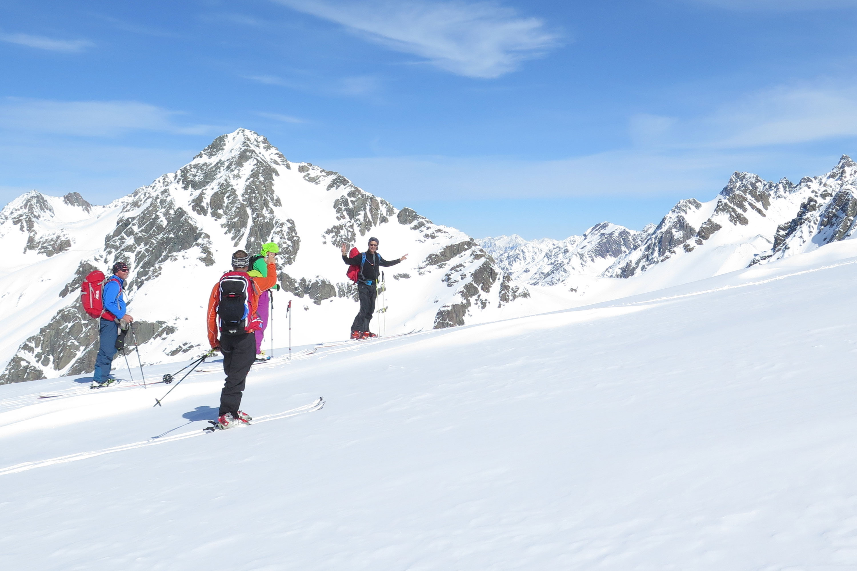 Ski Cass Valley in New Zealand holiday