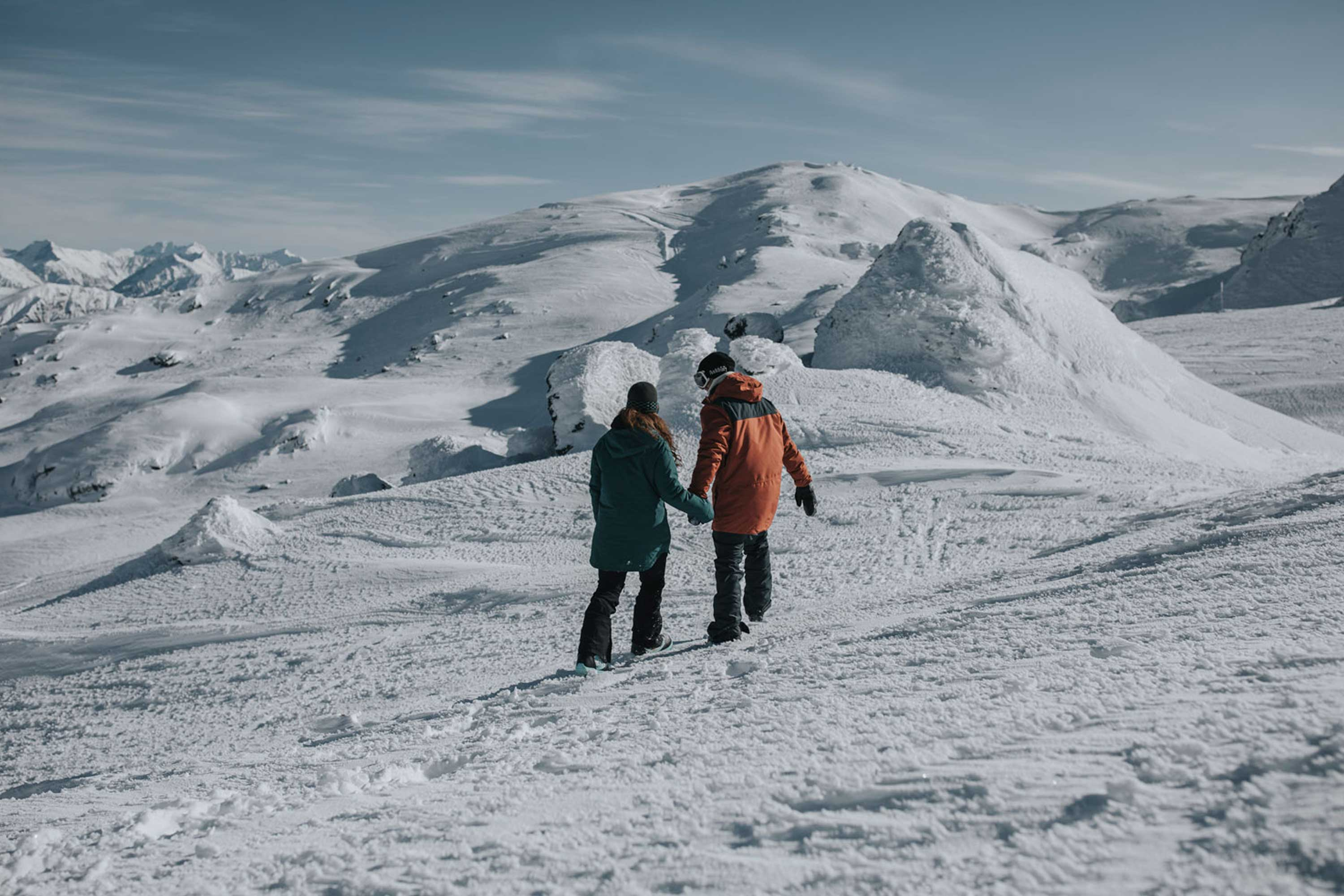 Ski Queenstown for Two holiday